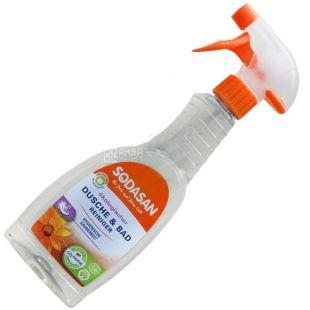 Sodasan, 0,5 л, средство для чистки ванны, ПЭТ