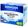 Sodasan, 1.2 kg, concentrated laundry detergent, For heavy pollution