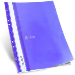 Economix, A4, folder, Perforated, Assorted