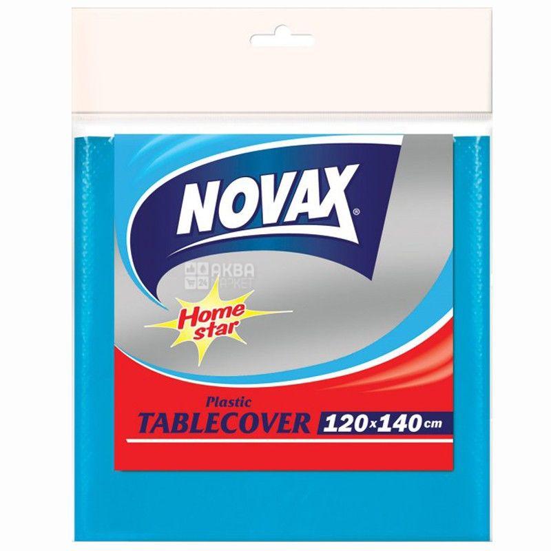 Novax, 120х140 см, скатерть, Полиэтиленовая, Home Star
