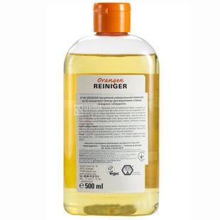 Sodasan, 0,5 л, засіб-концентрат для миття посуду, Апельсин, ПЕТ