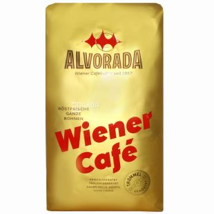 Alvorada, 1 кг, кава, зерна, Wiener Kaffee