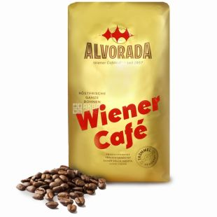 Alvorada Wiener Kaffee, 1 кг, Кофе в зернах Альворада Вайнер Каффе