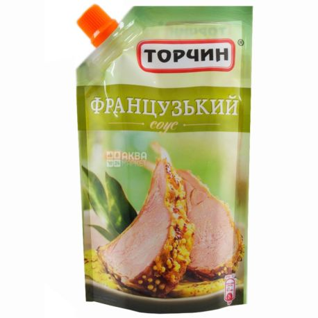 Torchin, 130 g, sauce, French, doy-pack
