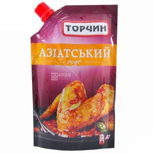 Torchin, 130 g, sauce, Asian, doy-pack