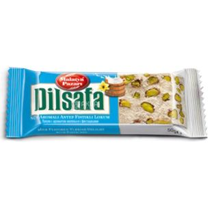Dilsafa, 50 g, Turkish Delight, Vanilla with Pistachios