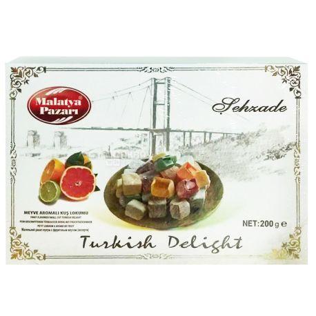 Sehzade, 200 g, Turkish Delight, Fruit
