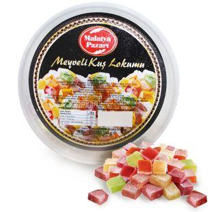 Sehzade, 180 g, Turkish Delight, Mini, Fruit, PET