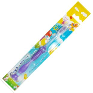 Fresh&White, дитяча зубна щітка, FW353