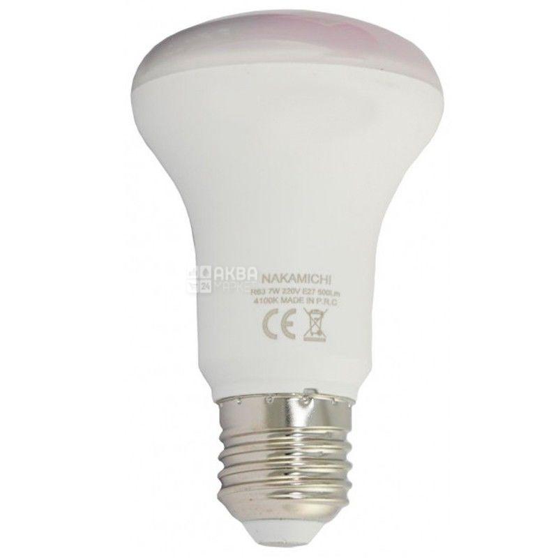 Nakamichi, 7W, лампа светодиодная, Матовая