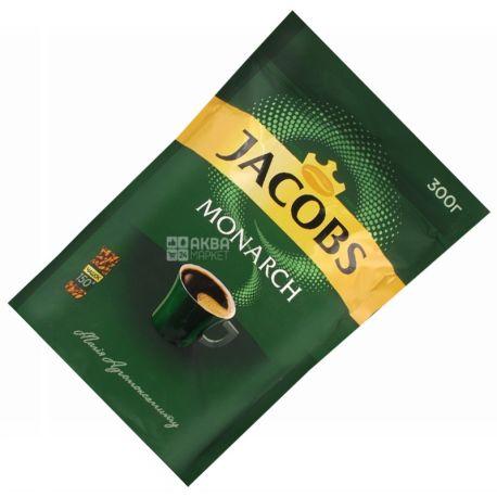 Jacobs Monarch Econom, Кофе растворимый, 300 г