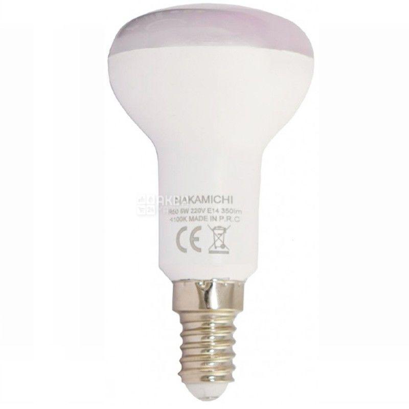 Nakamichi, 5W, лампа светодиодная, Матовая