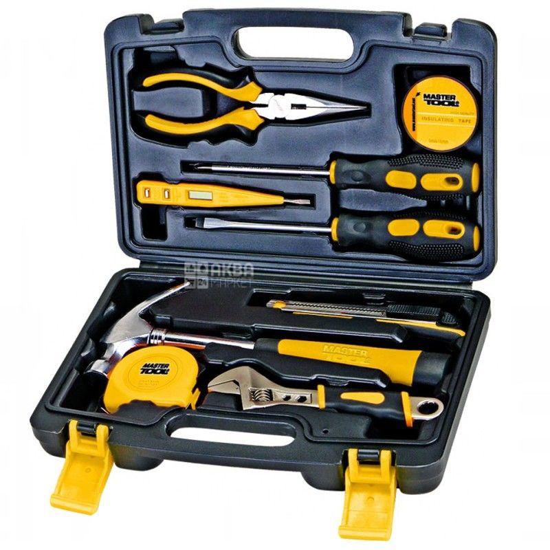 MASTER TOOL, 9 предметов, набор инструментов, 78-0309