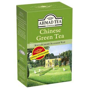 Ahmad, 100 г, чай зеленый, Китайский