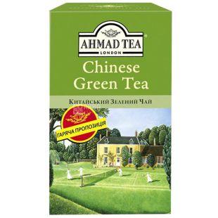 Ahmad, 100 г, чай зелений, Китайський