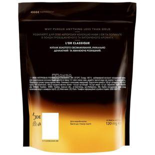 L'OR, 120 г, растворимый кофе, CLASSIQUE