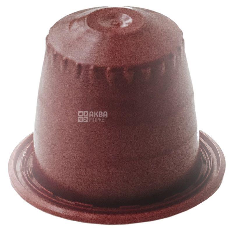La Coffina Nespresso Forte, Coffee in capsules, 10 pcs. 5.5 g, cardboard