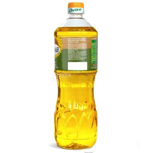 Олейна, 0,87 л, олія соняшникова, Нерафінована, Духмяна, ПЕТ
