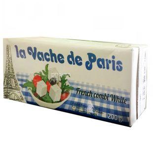 Парижська Буренка, 200 г, 55 %, сир фета