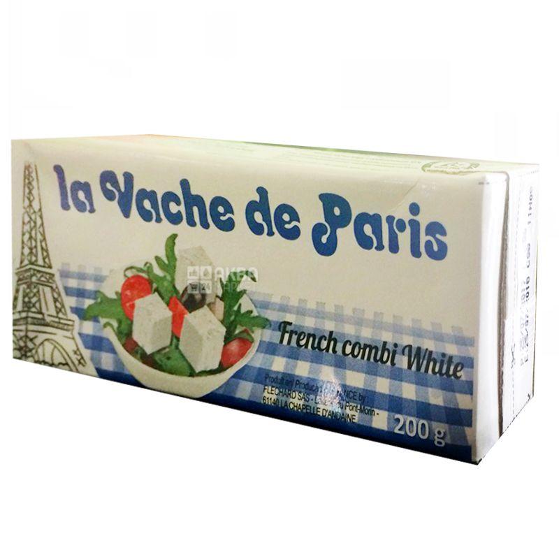 Парижская Буренка, 200 г, 55 %, сыр фета