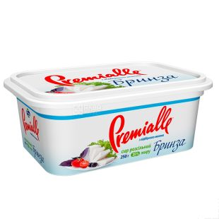 Premialle, 250 g, 35%, brynza cheese
