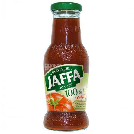 Jaffa, Сок томатный с солью, 0,25 л