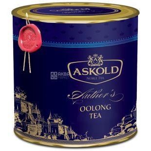 Askold, 80 г, чай білий листовий, Author`s, тубус