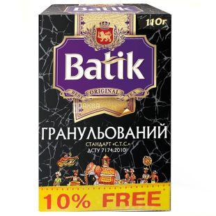 Batik, 110 г, чай чорний, Гранульований, С.Т.С.