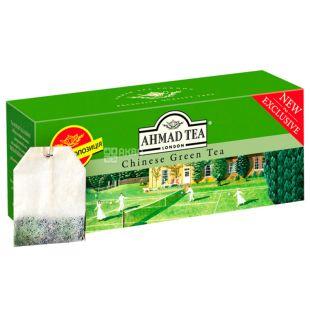 Ahmad, 25 шт., чай зелений, Китайський