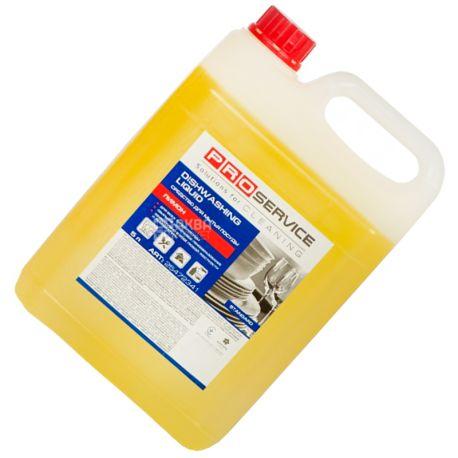 PROservice, 5 л, засіб для миття посуду, Лимон, ПЕТ