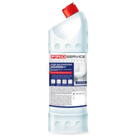 PROservice, Средство для мытья и дезинфекции, Сантри-гель, Морозная свежесть, 1 л