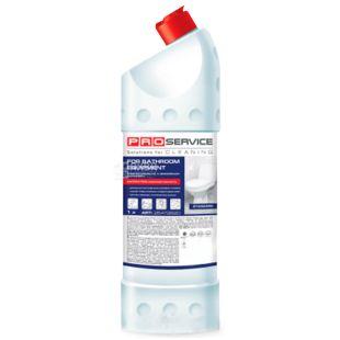 PROservice, 1 л, засіб для миття та дезінфекції, Сантрі-гель, Морозна свіжість, ПЕТ