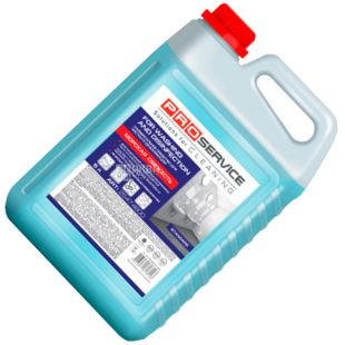 PROservice, 5 л, средство для мытья и дезинфекции, Универсальный, Морская свежесть, ПЭТ