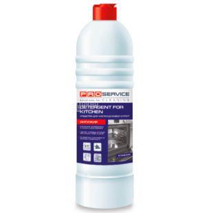 PROservice, 1 л, средство для чистки духовок и кухонных плит, ПЭТ