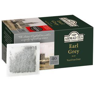 Ahmad, 40 шт., чай черный, Earl Grey
