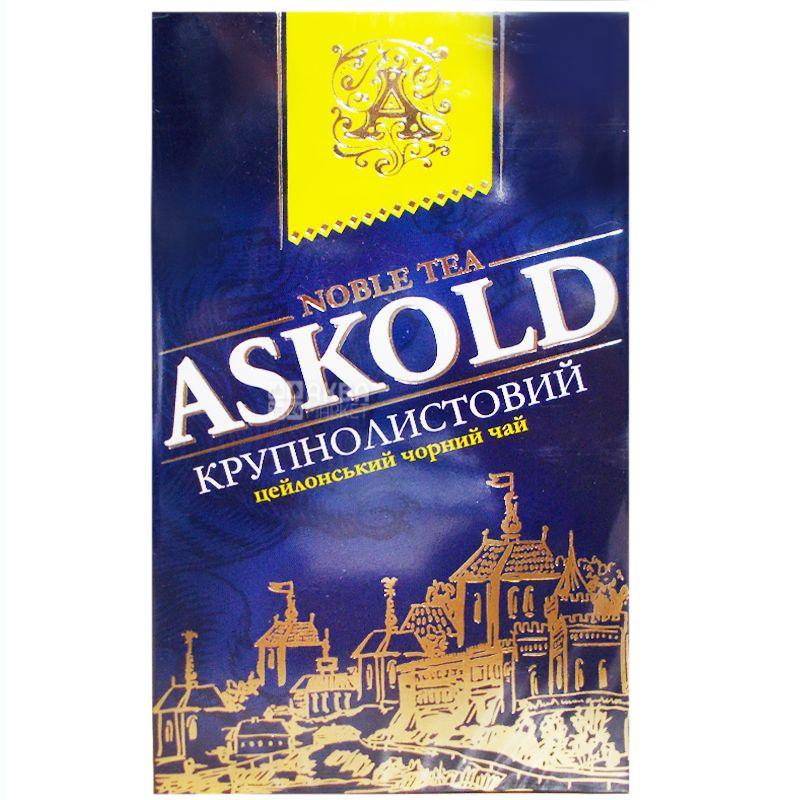 Askold, Noble, Крупнолистовий, О.Р.А., 90 г, Чай Аскольд, чорний