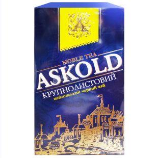 Askold, 90 г, чай черный, Крупнолистовой, О.Р.А.