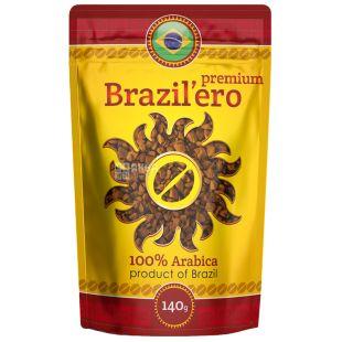 Brazil'ero, 140 г, розчинна кава, Premium