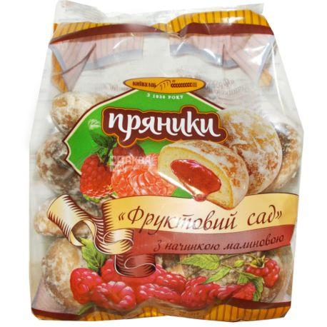 Київхліб, 360 г, Пряники, фруктовий сад, Малина, м/у