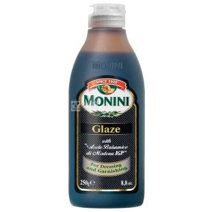 Monini, 250 ml, Balsamic Glaze, PET
