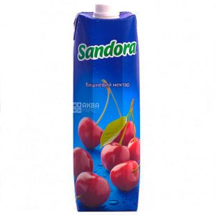 Sandora, 0,95 л, Нектар, Вишневий