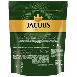 Jacobs Monarch, Кава розчинна, 120 г