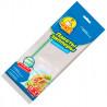 Фрекен Бок, Пакети-зіпери для зберігання і заморозки, універсальні, 18х20 см, 15 шт.