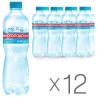 Миргородська Лагідна, Вода мінеральна слабогазована, 0,5 л, Упаковка 12 шт.