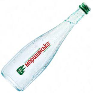 Моршинська, 0,75 л, Вода слабогазована, Premium, скло