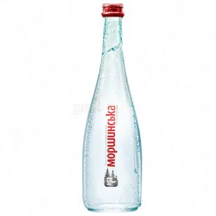 Моршинская Premium, Вода минеральная негазированная, 0,75 л, стекло