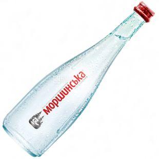 Моршинська, 0,75 л, Вода негазована, Premium, скло
