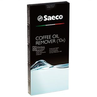 Saeco Таблетки для очистки от кофейных масел  10 шт., Для кофемашин