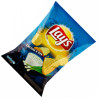 Lay's, 133 g, Potato chips, Sour cream and onions, Corrugated
