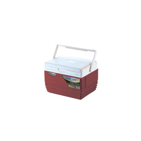Isothermal container Pinnacle Eskimo 4,5 l red